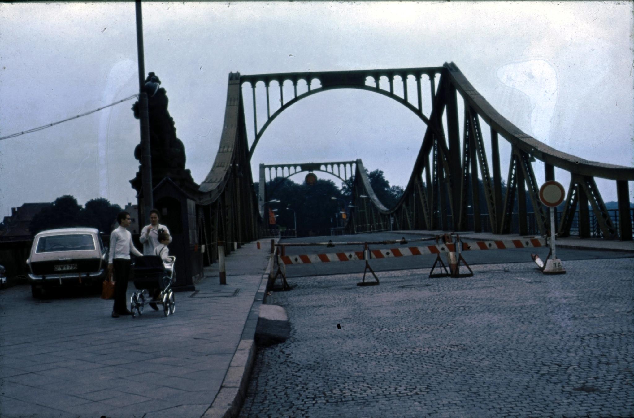 Die Berliner Mauer um 1973 - Berlin Wall - Daniel Rohde-Kage 54