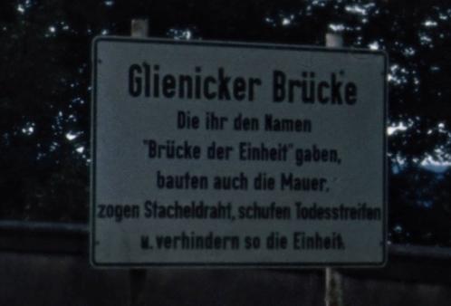 Die Berliner Mauer um 1973 - Berlin Wall - Daniel Rohde-Kage 55a