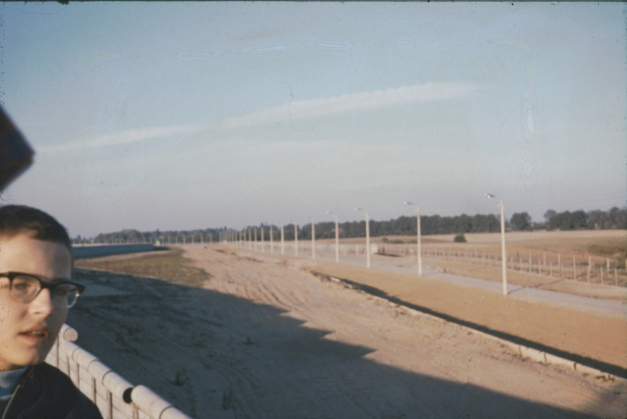 Die Berliner Mauer um 1973 - Berlin Wall - Daniel Rohde-Kage 57